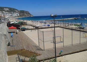 Fase Final do Circuito Nacional de Andebol de Praia na Praia do Ouro