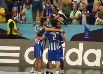 HCM Constanta-FC Porto - Final jogo 1