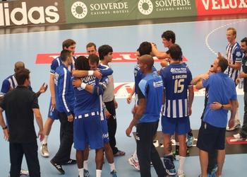 HCM Constanta-FC Porto - Final jogo 3