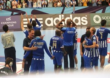 HCM Constanta-FC Porto - Final jogo 2