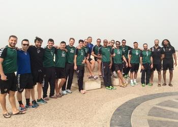 Seleção em Tel Aviv - Nov2015