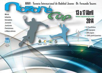 Cartaz Nazaré Cup 2014