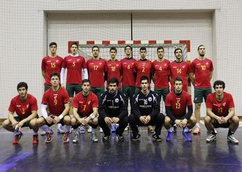 Seleção Juniores A - Apuramento Mundial - Oviedo 2015