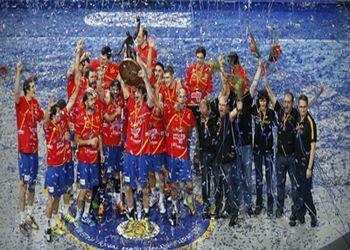 Espanha - Campeão do Mundo 2013