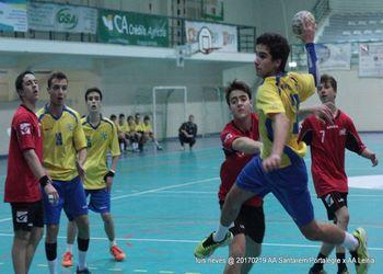 Torneio Selecções Regionais Masculinas - Fev. 2017 - foto: Luís Neves