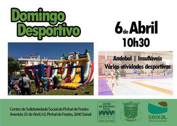 Festand - Centro de Solidariedade Social Pinhal de Frades - Seixal - 6 Abril