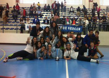 JAC-Alcanena - Campeão Nacional Juniores Femininos 2012/13