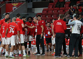 TSV Hannover-Burgdorf : SL Benfica - EHF Cup - Foto: PhotoReport.in