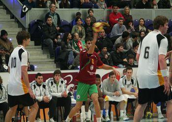 João Santos - Portugal-Alemanha - Quatro Nações 2012