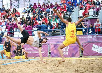 Espanha : Portugal - Sub-18 Masculinos - Jogos Olímpicos Juventude Buenos Aires 2018