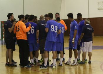 CF Belenenses - Campeonato Andebol - foto: PhotoReport.In
