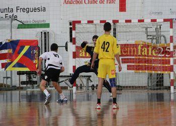 Sel. Nac. Jun C : ABC - Torneio Internacional de Fafe