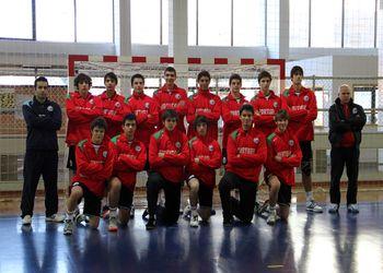 Selecção Nacional Junior C masculina 2011-12