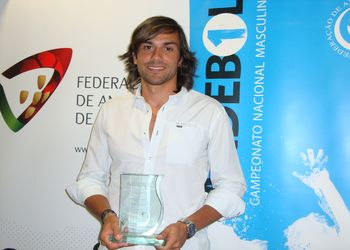 Pedro Solha - Melhor Jogador Andebol 1 2012/ 13
