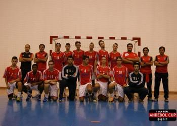 SLBenfica - vencedor do Torneio de Vila Real - juvenis