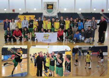 Clube Gaia vence Campeonato Regional do Norte de Andebol Adaptado 5x5