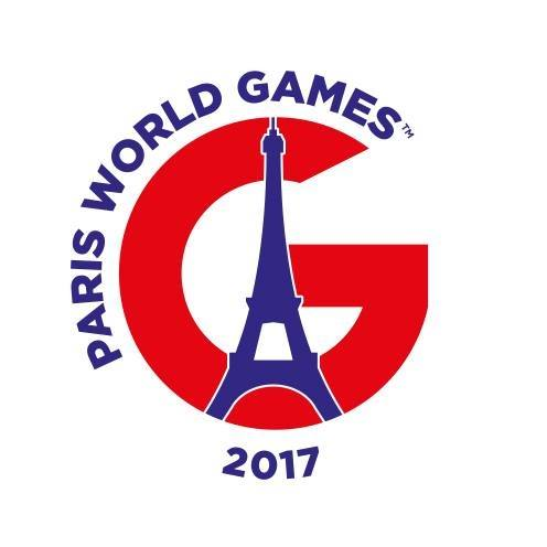 Logo Paris World Games 2017