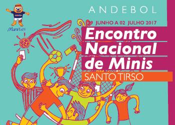 Cartaz Encontro Nacional de Minis 2017