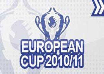 Logo European Cup 2010 / 2011