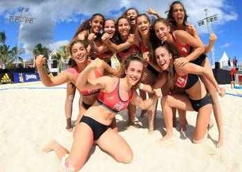 Seleção Nacional Feminina de Andebol de Praia
