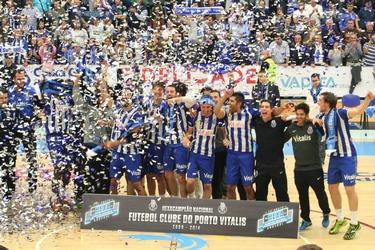 FCPorto - campeão nacional 2013-2014