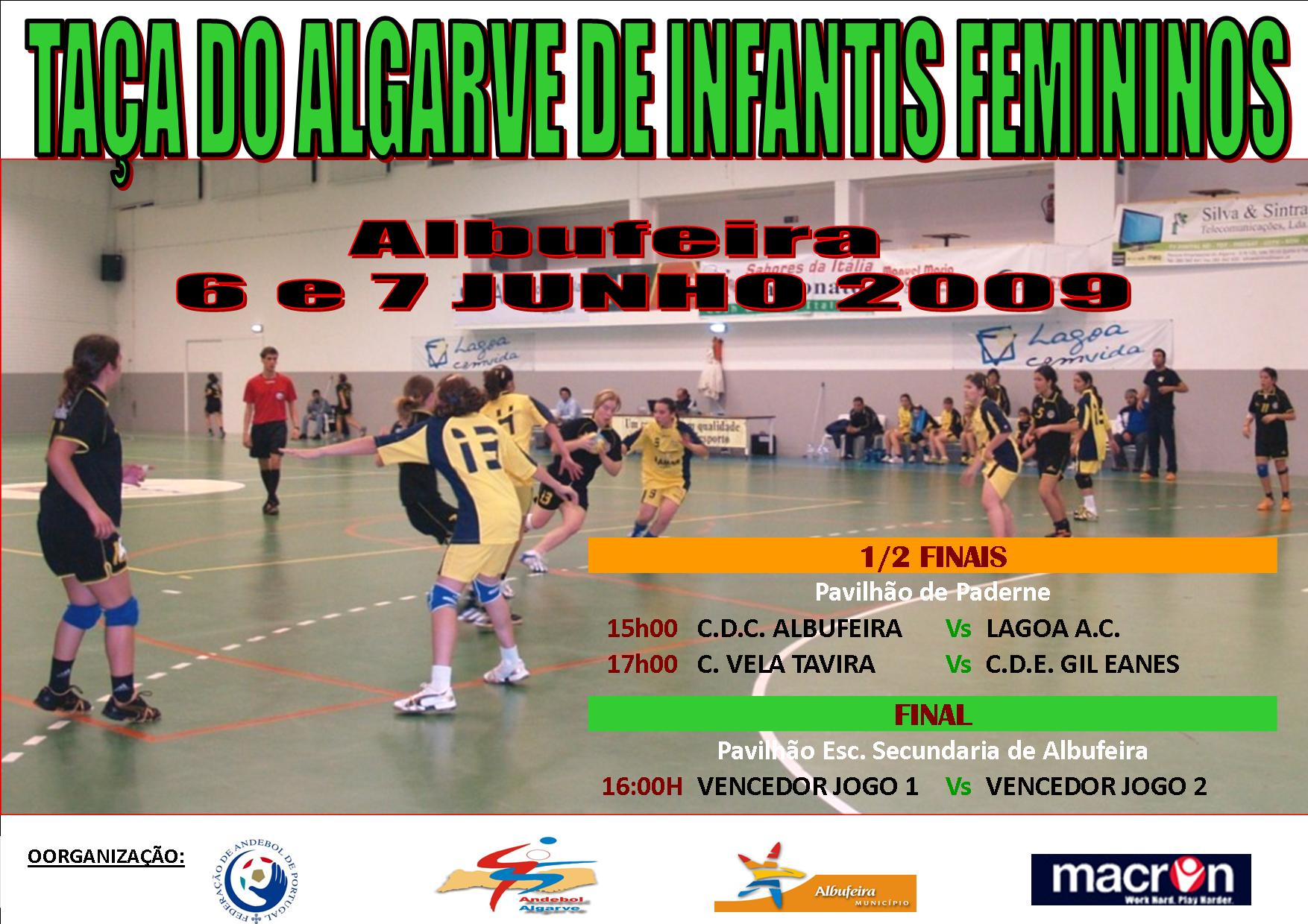 Taça do Algarve de Infantis Femininos