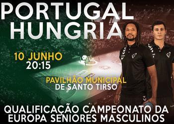 Portugal - Hungria - qualificação Campeonato Europa 2016