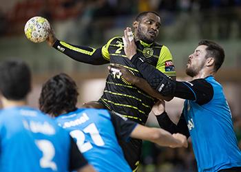 Campeonato Andebol 1 - ISMAI x Sporting - 9ª Jornada - Pedro Alves