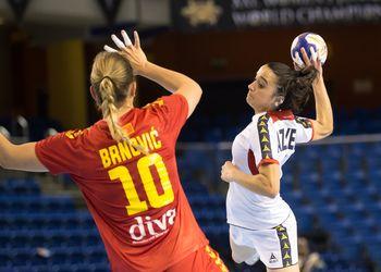 Montenegro : Portugal - Mundial Sub20 Femininos - foto: IHF/Anikó Kovács