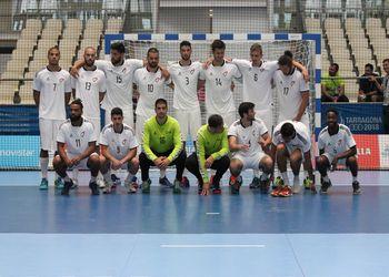 Seleção Nacional Sub20 Masculina 2017/2018