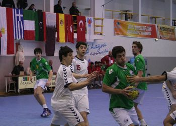 Portugal-Turquia - Jogos Mediterrâneo