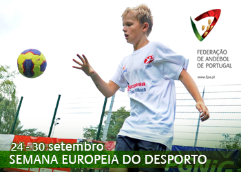 Semana Europeia do Desporto 2016