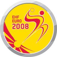 Logo Europeu Feminino Macedónia 2008