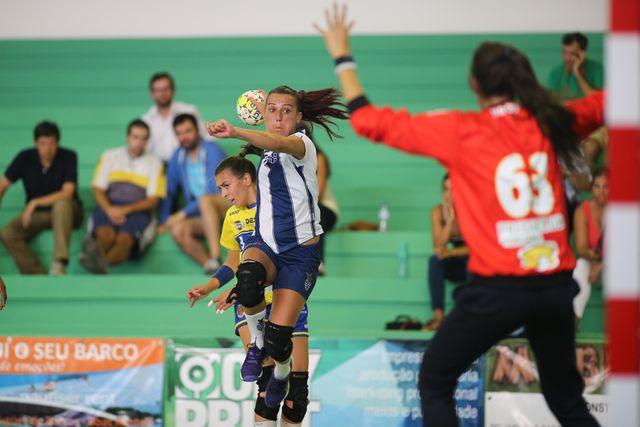 Madeira Sad : CS Madeira - Supertaça Seniores Femininos - foto: Pedro Alves/PhotoReport.In