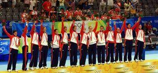 Noruega campeã olímpica