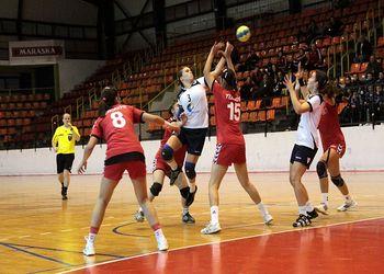 Portugal - Turquia - Selecção Nacional Juniores B femininas - 6º Campeonato do Mediterrâneo