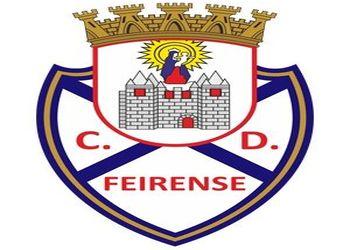 Logo CD Feirense - destaque principal