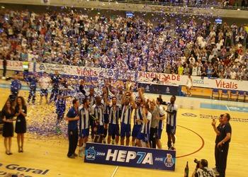F.C.Porto - campeão nacional 2014-15