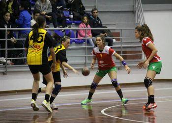 Selecção Nacional Juniores B femininas : Lusitanos - Torneio Kakygaia - foto: Cid Ramos