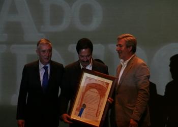 GALA 2013 - Ulisses Pereira, Fernando Ruas e Joaquim Escada