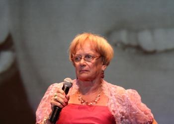 GALA 2013 - Fátima Monge da Silva - Prémio Carreira