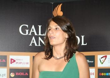 GALA 2013 - Ana Seabra - Jogadora do Ano