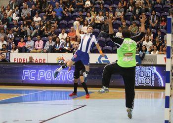 FC Porto : Águas Santas Milaneza - Campeonato Andebol 1 - foto: António Oliveira