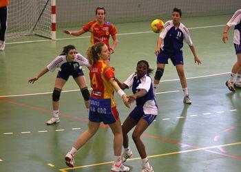 Taça Latina - Espanha : França (femininos)