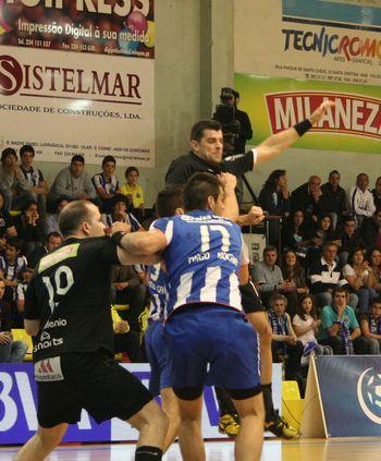 Águas Santas : FC Porto - Eduardo Salgado - Andebol 1