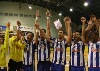 FC Porto - Campeão Nacional 2010-2011 - Andebol 1