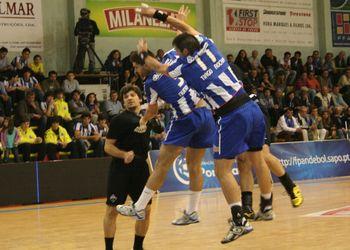 Águas Santas : FC Porto - Andebol 1