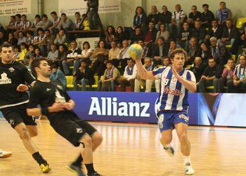 Águas Santas : FC Porto - Dario Andrade - Andebol 1