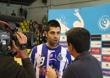Águas Santas : FC Porto - Ricardo Moreira - Andebol 1