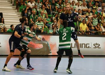 Sporting CP : Bjerringbro-Silkeborg - Velux EHF Champions League - foto: PhotoReport.In